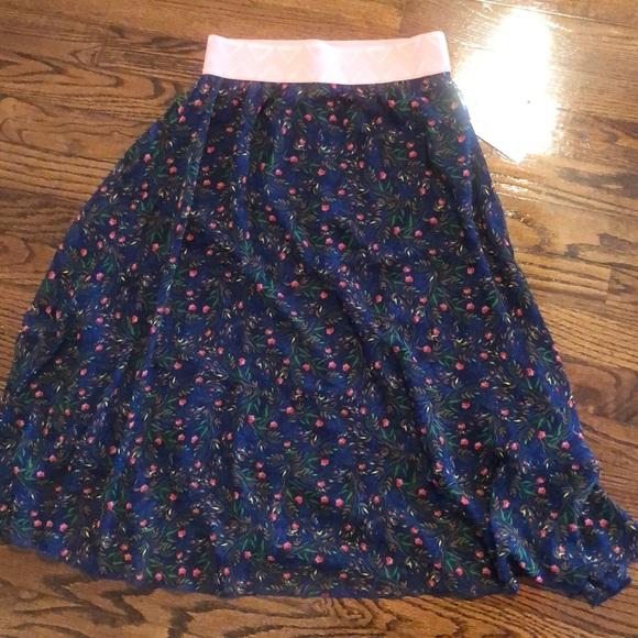 XXS Lola Lularoe Skirt NWT